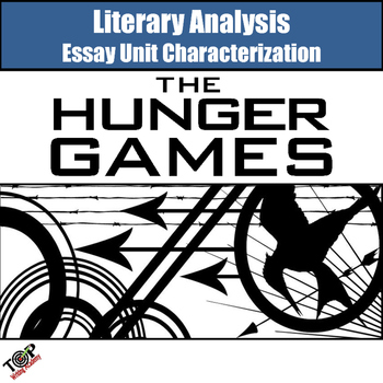 Hunger Games Character Analysis Writing Lessons