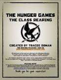 Hunger Games Class Reaping Mock Training Sessions Role Play Activity