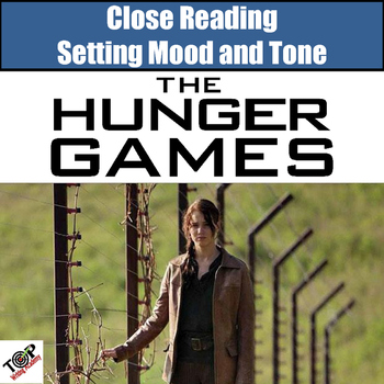 Hunger Games Close Reading Activities Mood and Tone