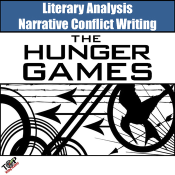 Hunger Games Conflict Analysis Writing Lessons