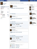 Hunger Games Facebook (timeline) Character Profile