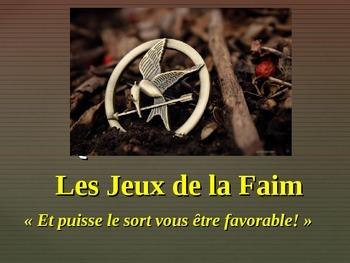 French Game -  Les Jeux de la Faim (Hunger Games)