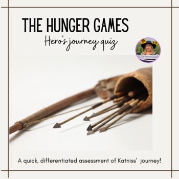 The Hunger Games Hero's Journey Quiz