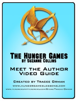 Hunger Games Introduction Meet the Author Video Guide