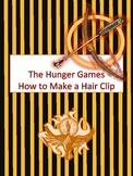 Hunger Games Katniss Hair Clip