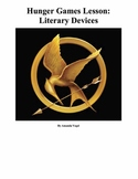 Hunger Games Lesson: Literary Devices