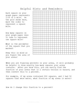 Design an Arena Math Project