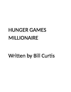 Hunger Games Millionaire