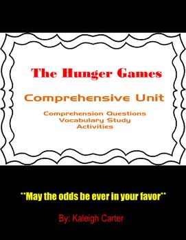 Hunger Games Novel Study