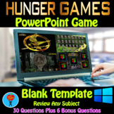 Hunger Games PowerPoint Game