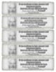 Free Hunger Games President Snow Censorship Bookmarks #weholdthesetruths