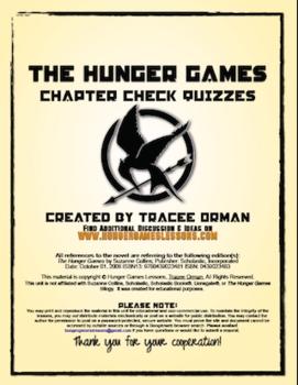 Hunger Games Q & A Chap. 1-27 + Arena Activity, Chap. Summaries