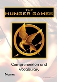 Hunger Games - Questions and Vocabulary