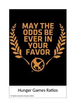 Hunger Games Ratios