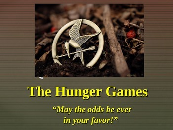 Hunger Games - Review game for any subject