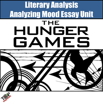 Hunger Games Setting Mood Analysis Writing Lessons