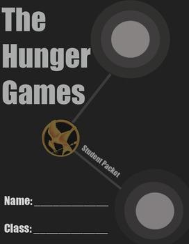 Hunger Games Lesson Plan & Student Novel Guide