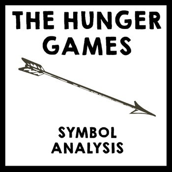Hunger Games Symbolism Written Analysis By Erika Forth Tpt
