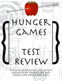 Hunger Games Test Review