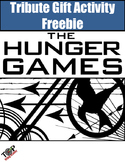 Hunger Games Activity Tribute Gift Freebie