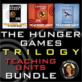 The Hunger Games Trilogy Teaching Units Bundle