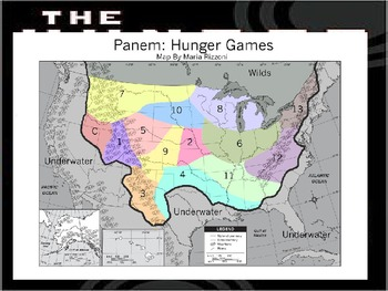 Hunger Games Unit Introductory PowerPoint