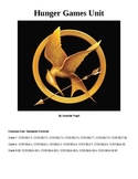 Hunger Games Unit - Reading Intervention