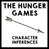 Hunger Games - Character Inferences & Analysis