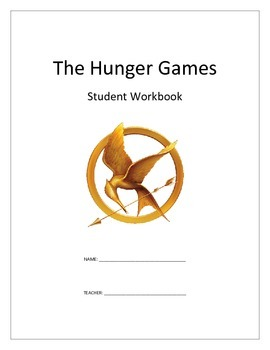 Hunger Games Workbook and Lesson Powerpoints