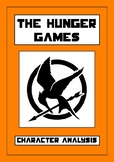 Hunger Games character analysis
