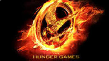 Hunger Games- enrichment activities