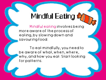 Hunger- Recognizing the Internal and External Cues