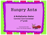 Hungry Ants