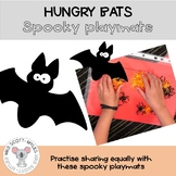 Hungry Bats - Equal Groups Playmats