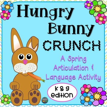 FREE Hungry Bunny Crunch K & G Edition