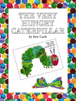Hungry Caterpillar 9x12 Poster