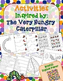 Hungry Caterpillar Activity Packet