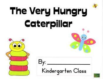 Hungry Caterpillar Class Book