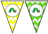 Hungry Caterpillar Classroom Decor