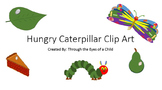 Hungry Caterpillar Clip Art