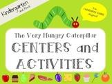 Hungry Caterpillar Kindergarten *CENTERS and ACTIVITIES*