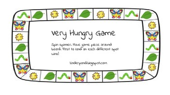 Hungry Caterpillar-Kinderpond