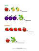 The Very Hungry Caterpillar Math Activity