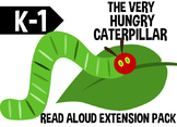 Very Hungry Caterpillar Math Literacy Science Pack