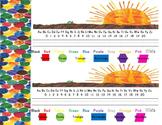 Hungry Caterpillar Mega Classroom Decor Set