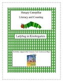 Hungry Caterpillar Mini Unit using Common Core Curriculum Maps