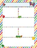 Caterpillar Newsletter for Word_Generation 1