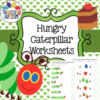 Happy Caterpillar No Prep Resource Pack