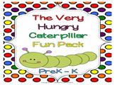Hungry Caterpillar Prek Book Unit