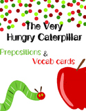 Hungry Caterpillar Preposition